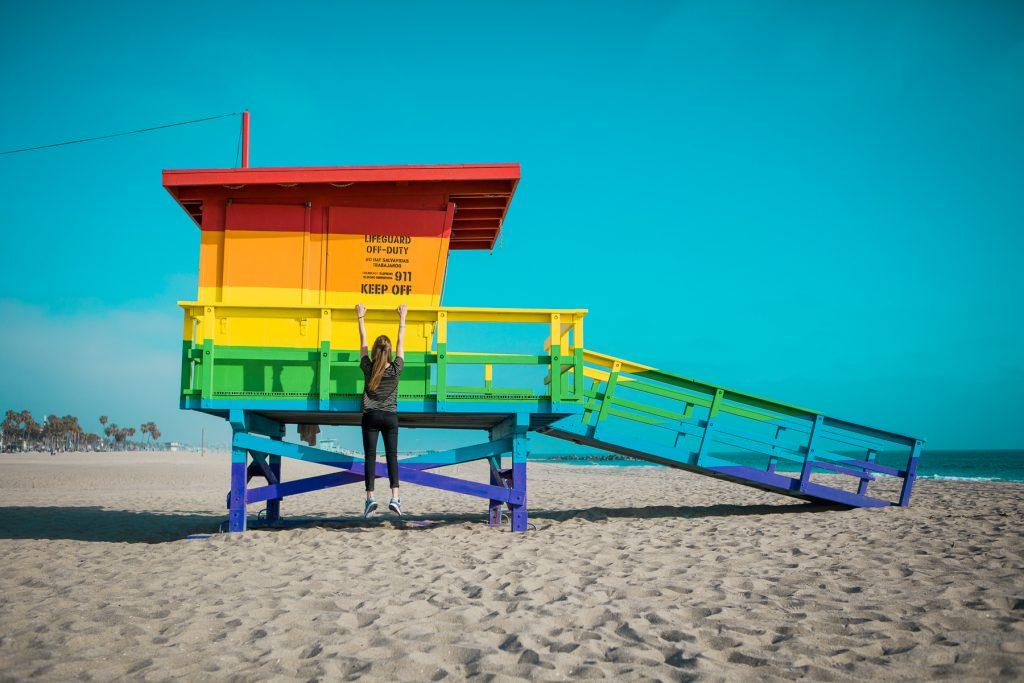 Venice Beach Fitness